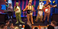 Merry Meerkat Song