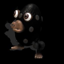 File:Easter Egg-Black.png