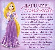 Rapunzel Passionate