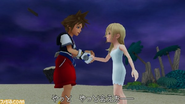 Sora and Namine HD 1.5 Remix