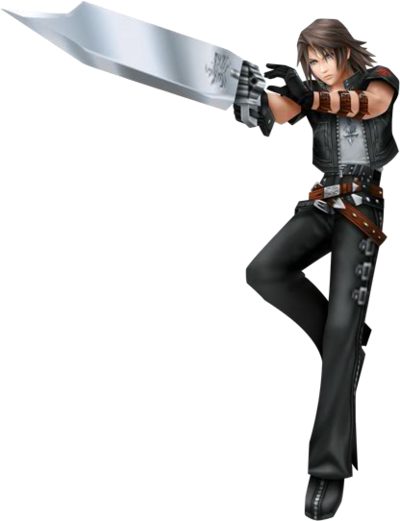 Leon(Squall)
