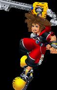 303px-Sora (Battle) KH3D