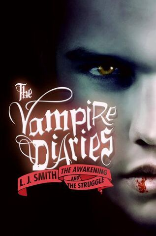 File:The Vampire Diaries The Awakening and The Struggle.jpg