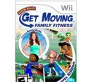 JumpStart Get Moving:Family Fitness Sports Edition Featuring Brooke Burke