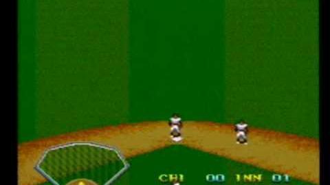 Cal Ripken Jr. Baseball (SNES) - All Cals vs