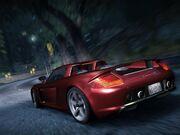 Porsche carrera GT carbon