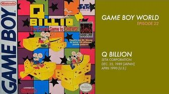 Game Boy World 022 Q Billion