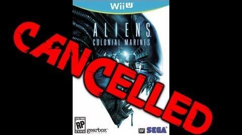 Aliens:Colonial Marines (Wii U)