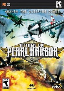 256px-Attack on Pearl Harbor (video game) cover