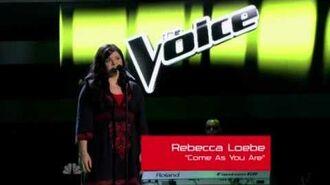 Rebecca Loebe- Come as You Are