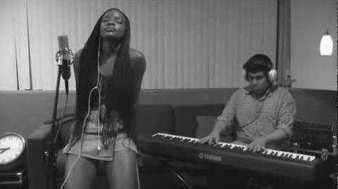 Edge of Glory acoustic- Adanna D