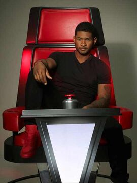 The Voice - Usher