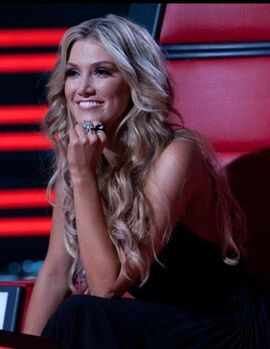 Delta-goodrem-the-voice