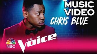 """The Voice 2017 - Chris Blue Music Video """"Money on You"""" (Digital Exclusive)"""