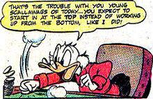 ScroogeMcDuck Comic