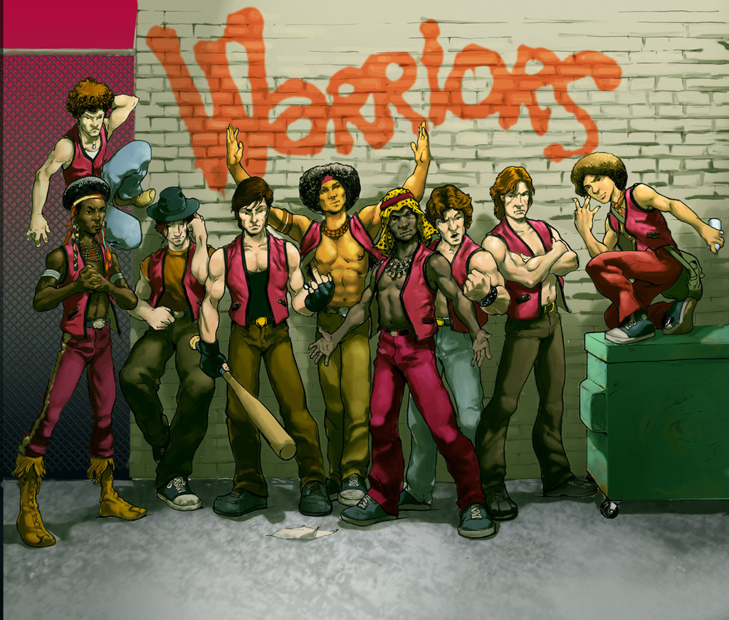 Image - Fanart2.jpg | The Warriors | FANDOM powered by Wikia
