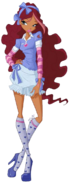 Winx 6 Main Dress Aisha Layla 02