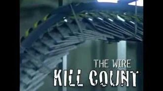 The Wire- Omar Little KillCount