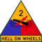 2nd US Armored Division