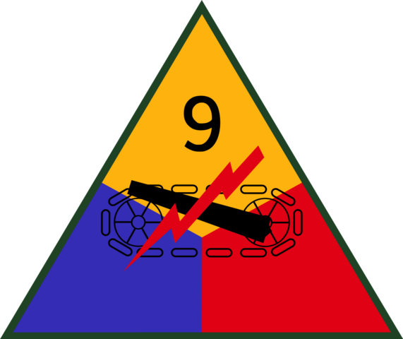 File:9th US Armored Division.png