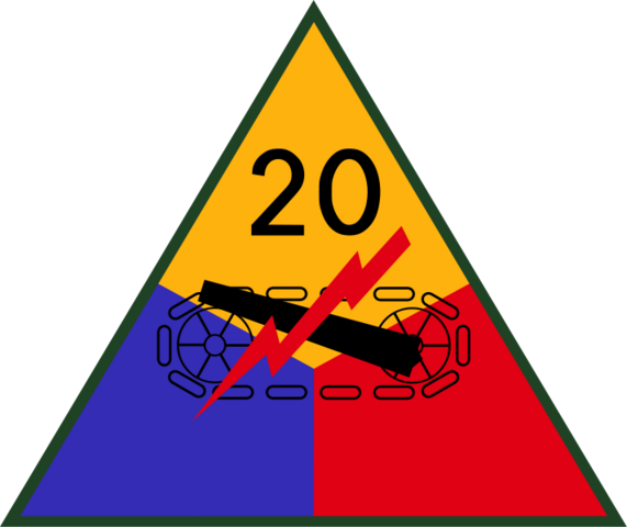 File:20th US Armored Division.png
