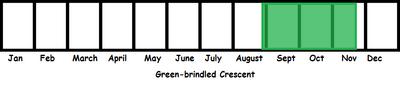 Green-brindled Crescent TL