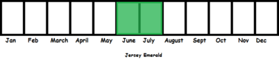 Jersey Emerald TL