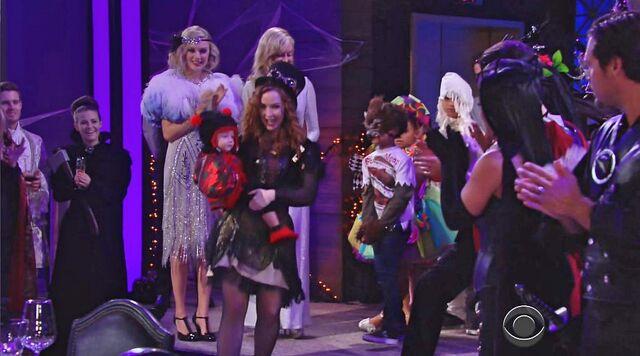 File:Katie & Mariah kids parade.jpg