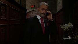 Graham's mysterious phone call