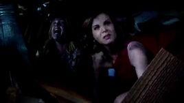 Nikki & Phyllis trapped