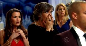 Jill shocked