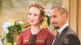 Mariah and Devon watch Chlovin wedding vows edited