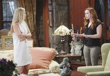 Mariah reassures Sharon