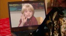 Reed Skypes with Vikki