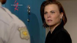 Phyllis under arrest