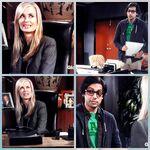 Ashley invites Ravi to Gala