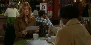Phyllis learns the truth about faith
