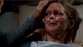 Christine cry