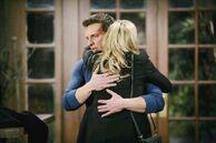 Avery hugs Dylan