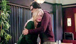 Ravi holds his Ashley