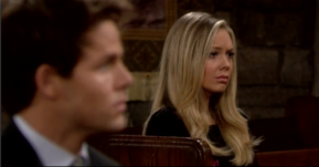 Abby guilty about affair
