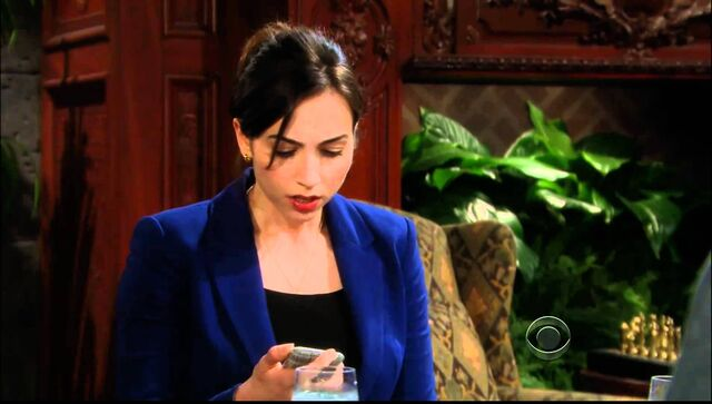 File:Heather looks at her phone.jpeg