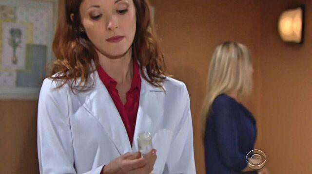 File:Dr Anderson treats Sharon.jpg