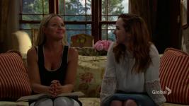Sharon gushing to Mariah about Scott