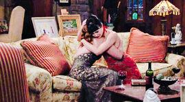 Mariah Tessa hug