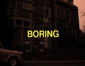 Boring Title