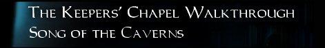 KeepersChapel title-song