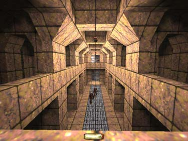 KeepersChapel mezzanine