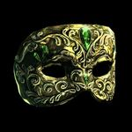 Unique Loot - Lyegroves Jewelled Mask