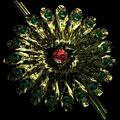 Flowers Eternal - Hydrangea Brooch.jpg
